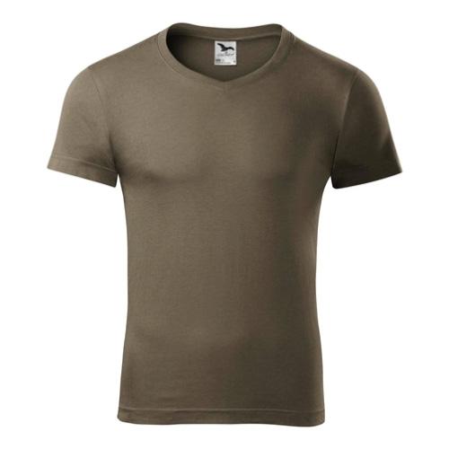pánské tričko véčko potisk
