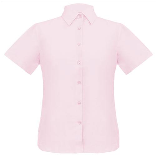 Dámská košile s krátkým rukávem Elite - potisk košilí