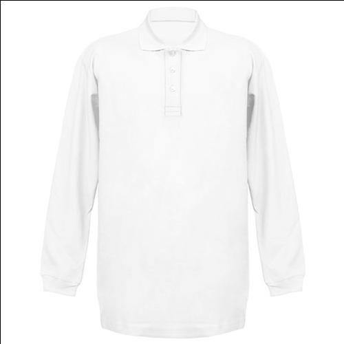 Pánská polokošile s dlouhým rukávem Winter II - potisk košilí