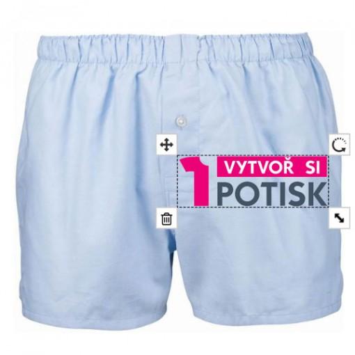 pánské boxerky - potisk