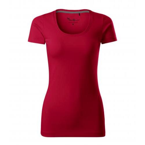 dámské tričko s krátkým rukávem potisk