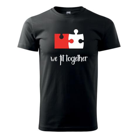 Pánské tričko we fit together