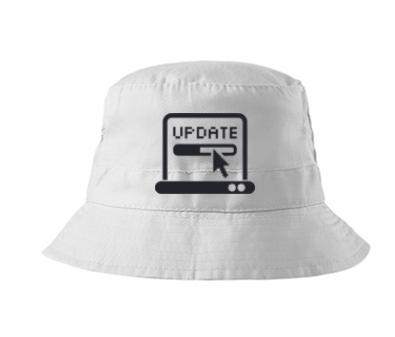 aktualizace systému - potisk triček