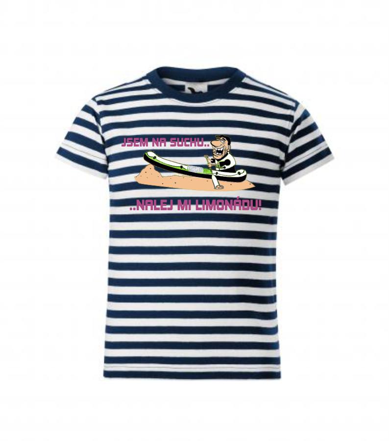 dětská vodácká trička