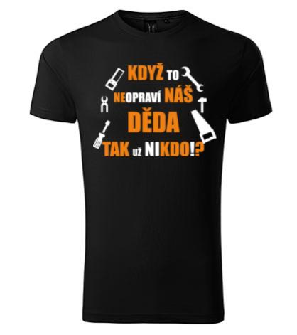 tričko dárky pro muže - potisk triček